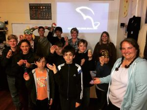 GFOE Videographers Bring the Deep Ocean to Students in New Zealand